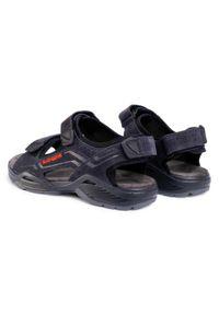Niebieskie sandały Lowa na lato, klasyczne #6
