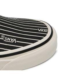 Vans - Tenisówki VANS - Classic Slip-On 9 VN0A3JEX1KQ1 (Anahm Fcty)Ogs. Zapięcie: bez zapięcia. Kolor: czarny. Materiał: materiał. Szerokość cholewki: normalna. Model: Vans Classic