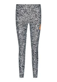 Puma Legginsy MR DOODLE 598832 Czarny Slim Fit. Kolor: czarny #5