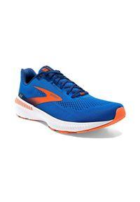 Buty męskie do biegania Brooks Launch GTS 8 1103591D. Materiał: mesh, dzianina, materiał, guma. Szerokość cholewki: normalna. Sport: fitness, bieganie