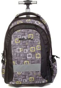 BELMIL Plecak na kółkach Neon Yellow 2 w 1