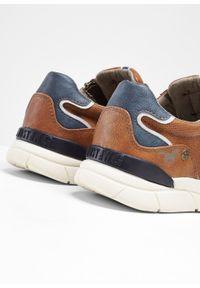 Brązowe buty sportowe bonprix