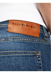 Baldessarini Jeansy Jayden B1 16506/000/1427 Granatowy Modern Fit. Kolor: niebieski #3