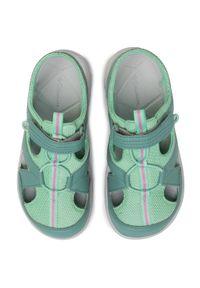 Zielone sandały columbia