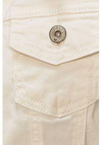 Biała kurtka Haily's bez kaptura