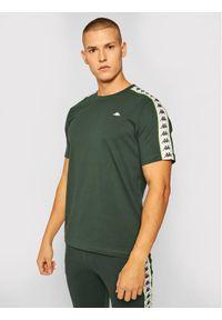 Zielony t-shirt Kappa
