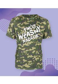 T-shirt MegaKoszulki moro