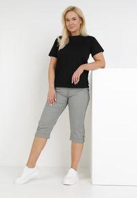Szare spodnie Born2be #6
