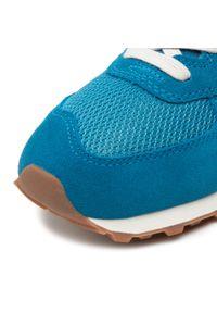 New Balance - Sneakersy NEW BALANCE - GC574HC2 Niebieski. Kolor: niebieski. Materiał: skóra, materiał, zamsz. Szerokość cholewki: normalna