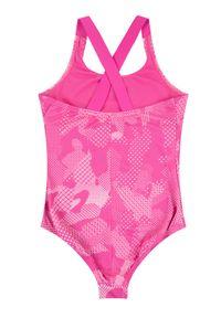 Różowy strój kąpielowy Nike