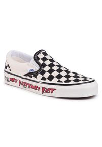 Białe buty sportowe Vans Vans Classic