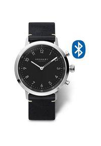 Kronaby Wodoodporny podłączony zegarek Nord A1000-3126. Styl: retro