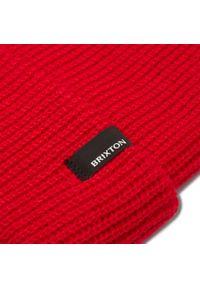 Czerwona czapka zimowa Brixton