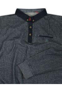 Szary sweter Pako Jeans klasyczny