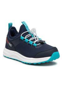 Reima - Sneakersy REIMA - Edeten 569458 6980. Okazja: na uczelnię, na spacer. Kolor: niebieski. Materiał: skóra, skóra ekologiczna, materiał. Szerokość cholewki: normalna