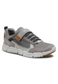 Geox Sneakersy J Flexyper B. B J159BB 01422 C9301 D Szary. Kolor: szary