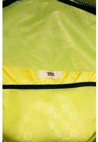 Vans - Plecak. Kolor: zielony. Wzór: paski