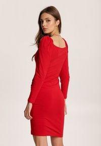 Renee - Czerwona Sukienka Jilyss. Kolor: czerwony