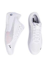 Białe buty sportowe Puma z cholewką #6