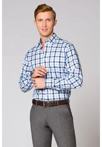 Koszula Lancerto elegancka, w kratkę