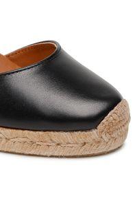 Czarne sandały Kurt Geiger