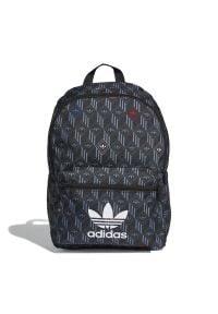 Adidas - ADIDAS MONOGRAM BACKPACK > FT9292. Materiał: poliester. Wzór: ze splotem, nadruk