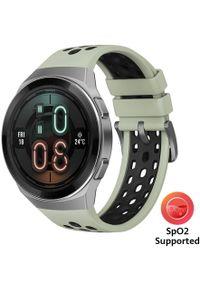 HUAWEI - Huawei smartwatch Watch GT 2e, Mint Green, 46 mm. Rodzaj zegarka: smartwatch. Kolor: zielony. Styl: sportowy