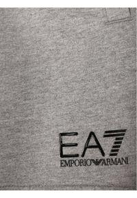 Szare spodenki sportowe EA7 Emporio Armani #3