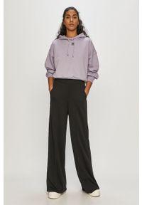 Bluza adidas Originals z długim rękawem, długa, gładkie