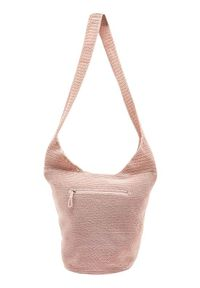 Różowa torebka Ceannis na ramię