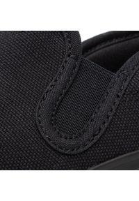 Czarne buty sportowe Adidas z cholewką
