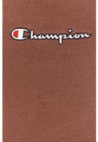 Brązowa bluza Champion na co dzień, casualowa