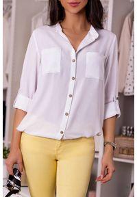 Biała bluzka IVET klasyczna