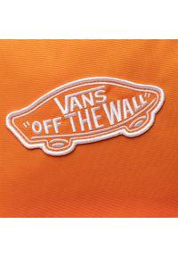 Pomarańczowa torba na laptopa Vans