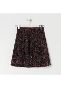 Sinsay - Wzorzysta spódnica mini - Wielobarwny