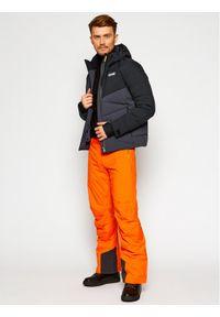 Czarna kurtka sportowa Colmar narciarska