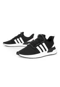 Sneakersy Adidas do biegania, na sznurówki