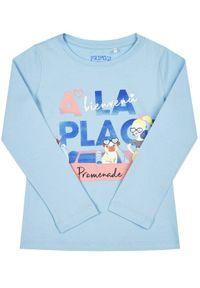 Niebieska bluzka Primigi