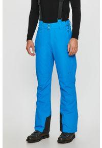 Niebieskie spodnie na co dzień, casualowe