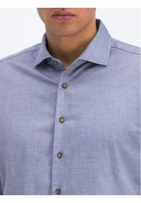 Baldessarini Jeansy 16502/000/1466 Granatowy Regular Fit. Kolor: niebieski. Materiał: jeans, elastan, bawełna