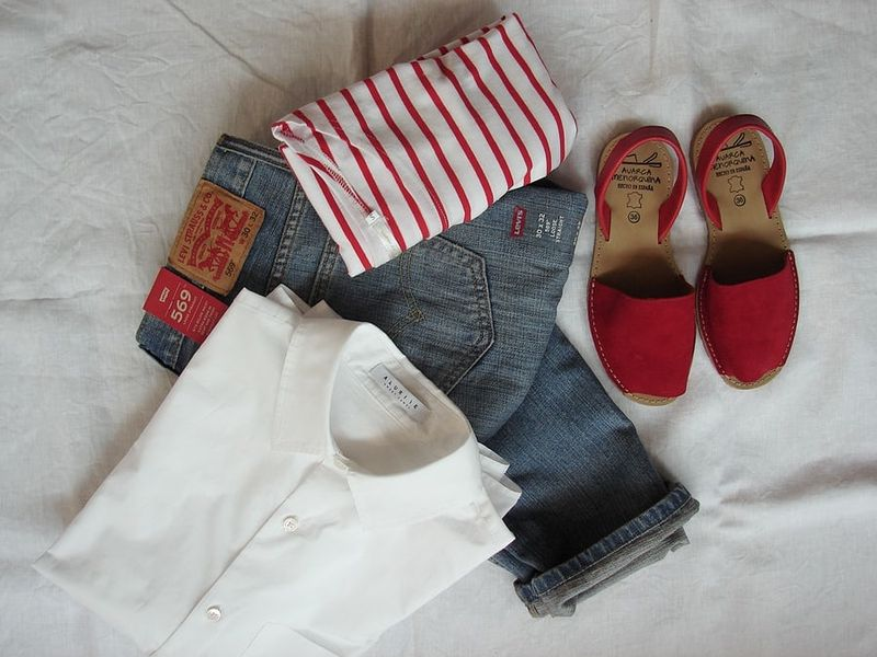 casualowy outfit