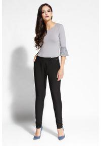 Czarne spodnie Dursi
