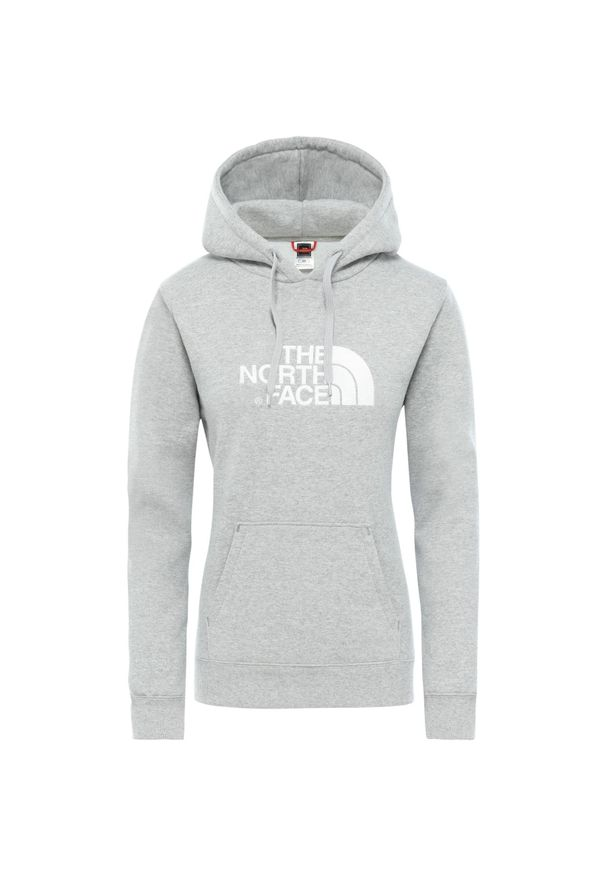 Szara bluza sportowa The North Face
