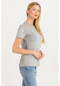 T-shirt Sportmax Code casualowy, w kolorowe wzory, na co dzień #5