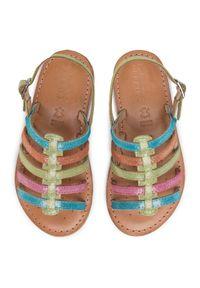 Wielokolorowe sandały Geox