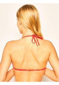 Czerwone góra bikini Guess