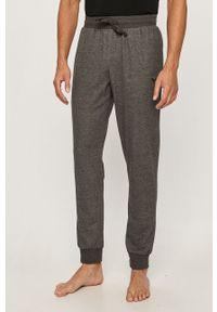 Szare spodnie dresowe Emporio Armani