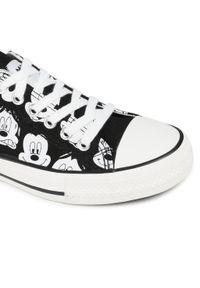Czarne półbuty Mickey&Friends z cholewką #7
