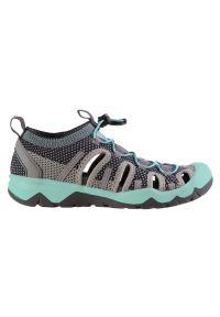 Sandały turystyczne damskie McKinley Cayman W 288340. Zapięcie: sznurówki. Materiał: guma, materiał. Sport: turystyka piesza