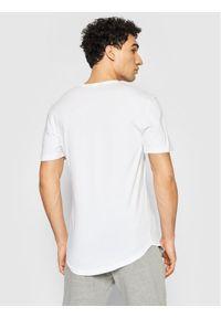 Only & Sons Komplet 3 t-shirtów Matt Life Longy 22013782 Biały Regular Fit. Kolor: biały